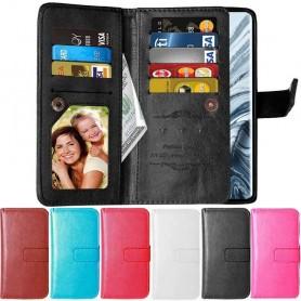 Dubbelflip Flexi 9-kort Xiaomi Mi Note 10 Pro