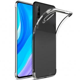 Silikon skal transparent Huawei P Smart Pro (STK-L21)