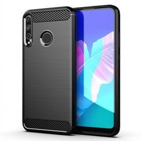Borstat silikon skal Huawei P Smart Pro (STK-L21)