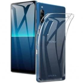 Silikon skal transparent Sony Xperia L4
