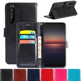 Mobilplånbok 3-kort Sony Xperia 1 II
