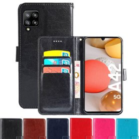 Mobilplånbok 3-kort Samsung Galaxy A42