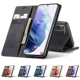 CaseMe Smart FlipCase Samsung Galaxy S21
