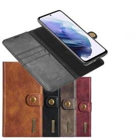 Mobilplånbok DG-Ming 2i1 Samsung Galaxy S21