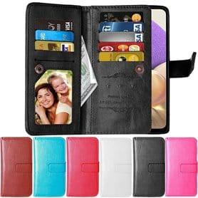 Dubbelflip Flexi 9-kort Samsung Galaxy A32 5G