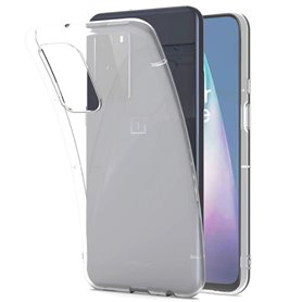 Silikon skal transparent OnePlus 9 Pro