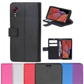 Handyhülle 2-Karten Samsung Galaxy Xcover 5
