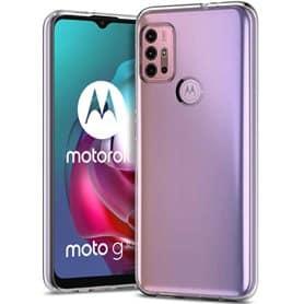 Silikonhülle Transparent Motorola Moto G30