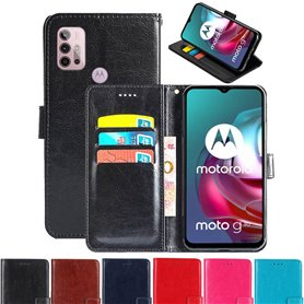 Handyhülle 3-Karten Motorola Moto G30