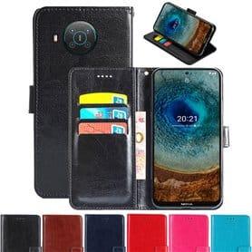 Handyhülle 3-Karten Nokia X10