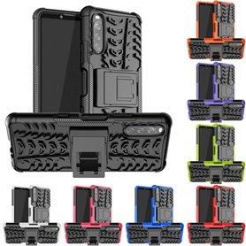 Stoßfest Hülle mit ständer Sony Xperia 10 III