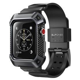SUPCASE UB Pro armband Apple Watch 38mm - Schwarz