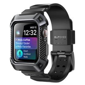 SUPCASE UB Pro armband Apple Watch 44mm - Schwarz