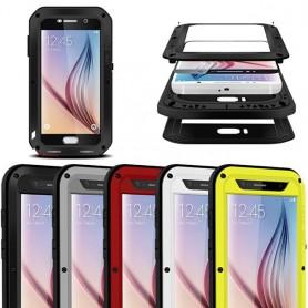 LOVE MEI Powerful Samsung Galaxy S6 mobilskal lifeproof