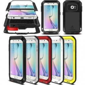 LOVE MEI Powerful Samsung Galaxy S6 Edge mobilskal