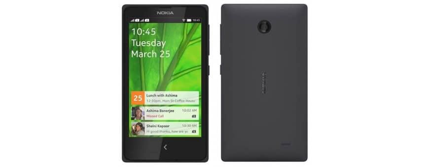 Billiga mobiltillbehör till Nokia X CaseOnline.se